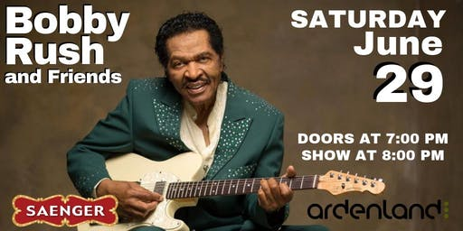 Bobby Rush and Friends