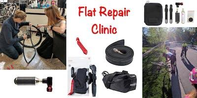 Venus de Miles Women's Flat Repair Clinic