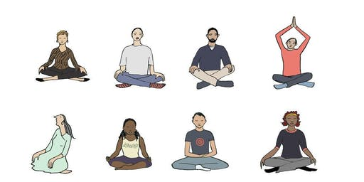 Monthly Meditation Sitting Group for Parents guided by Sarah Housser MA RP
