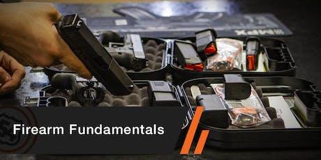 Firearm Fundamentals tickets