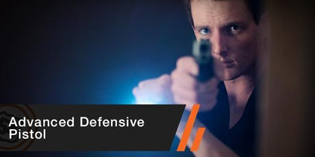 Advanced Defensive Pistol  tickets