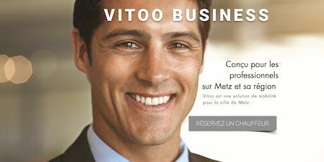Découvrez Vitoo VTC  billets