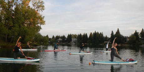 BYOB (Bring Your Own Board) SUP Yoga at the Lake 2019 tickets