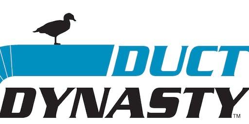 Duct Dynasty (.net) - June 24-25, 2019