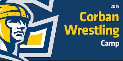 Corban Wrestling Camp