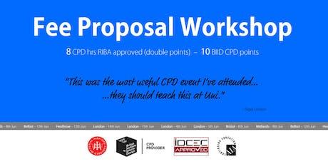 London Fee Proposal Workshop tickets