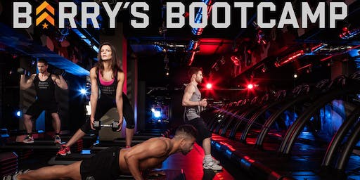 Barry's Bootcamp Class for Project Glimmer on September 15!
