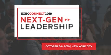 ExecConnect 2019 tickets