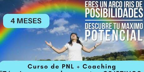 Curso de Coahing y PNL en Caseros entradas