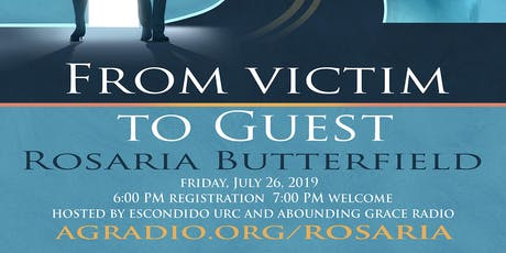 Rosaria Butterfield: From Victim to Guest tickets