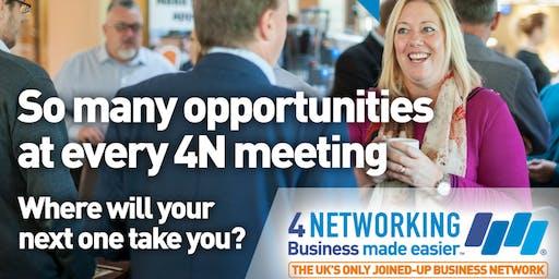 4Networking Taunton - Business Networking Breakfast Meeting in Taunton