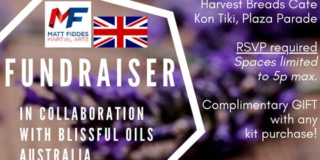 Matt Fiddes Fundraiser - Essential Oils Class tickets