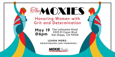 The MOXIES Awards - Celebrating Women with Grit and Determination!