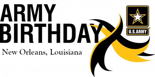 AUSA NOLA 244th Army Birthday Ball