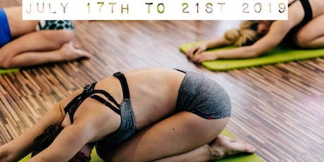 5 Day Yoga & Sound Therapy Retreat in Marrakech  Tickets
