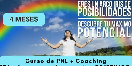 Curso de Coaching y PNL en CABA entradas