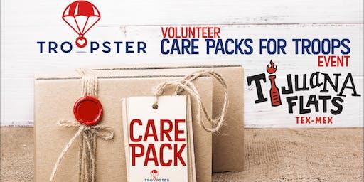 Care Packs 4 Troops - June 19'