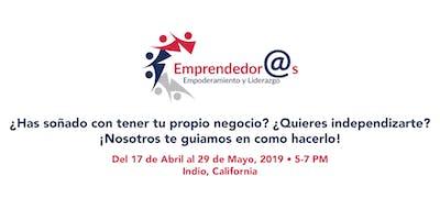 Programa Emprendedor@s - Indio