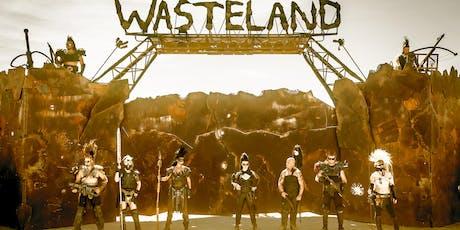 Wasteland Weekend 2019 tickets