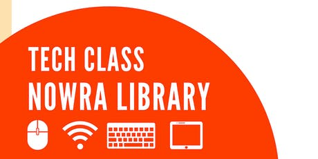 Discover Your Digital Library - Nowra Library tickets