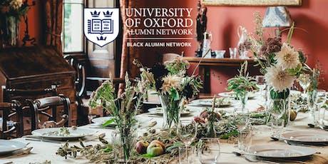 Alumni Reception & Dinner, 20th July 2019 ~ Oxford Black Alumni Network tickets
