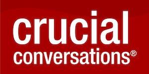 Crucial Conversations Training for Senior Healthcare Pr...