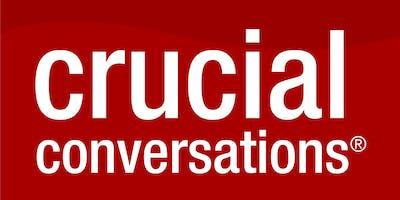 Crucial Conversations Training for Senior Healthcare Professionals