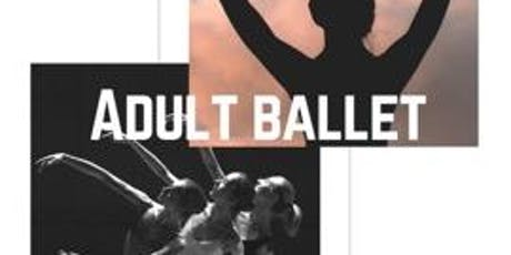 Adult Ballet  tickets