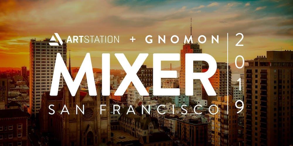 Gnomon Campus Map.Artstation Gnomon Mixer 2019 Tickets Wed Mar 20 2019 At 6 00 Pm