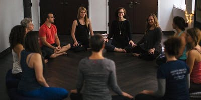 Building Connections Through Yoga: Yoga as a foundation for building self-awareness and anti-oppressive social work practice