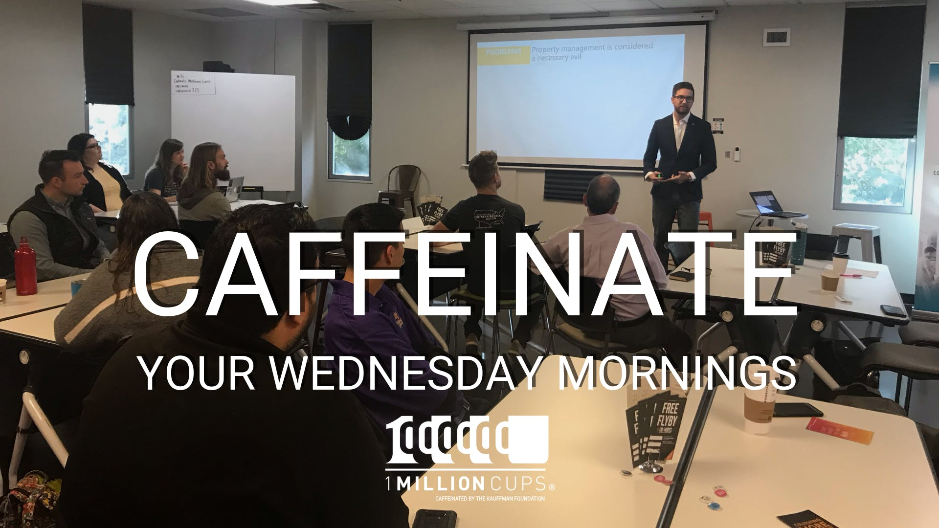 1 Million Cups Phoenix - April 3rd