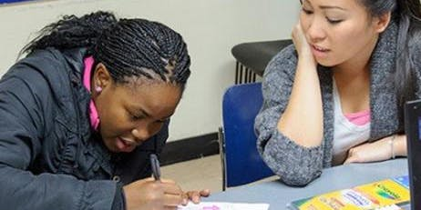 Free Tutoring at the Library (AGES 14-19)