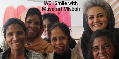 WE-Smile with Masarrat Misbah tickets