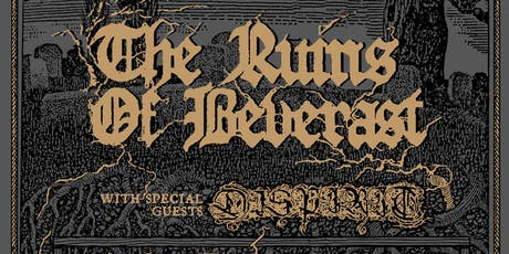Yellow Eyes / Dispirit / The Ruins of Beverast  tickets