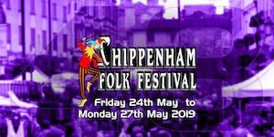 Chippenham Folk Festival 2019 - Full Day & Evening...