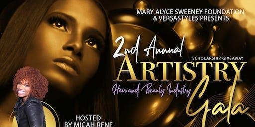2nd Annual Artistry Gala
