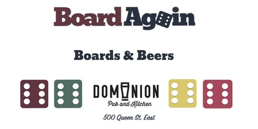 Boards & Beers Game Night