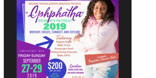"""Ephphatha"" Women's Retreat"