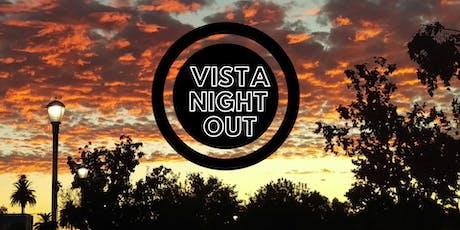 Vista Night Out - September 18, 2019 tickets
