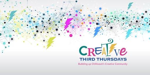 Creative Third Thursdays