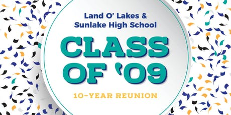 LOLHS/Sunlake Class of 2009 Reunion tickets