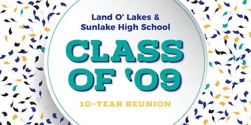 LOLHS/Sunlake Class of 2009 Reunion