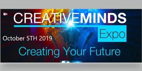 The Creative Minds Expo 2019 tickets