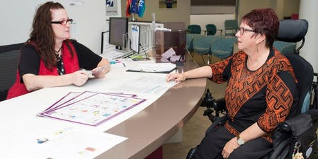 LAC in Community: NDIS information in Rubyvale tickets