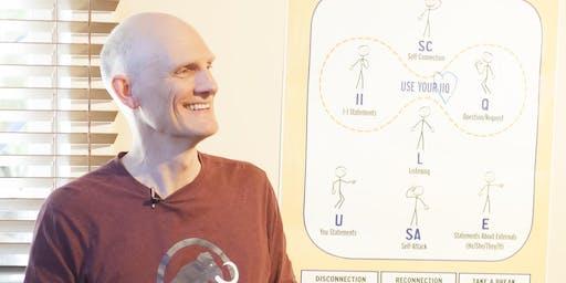 """Communication Dojo - 4-week Series: """"Asking & Receiving, Yes & No"""", starts Jan 7th 2020"""