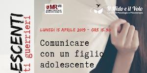 SEMINARIO GRATUITO 2 - Adolescenti spaventati...