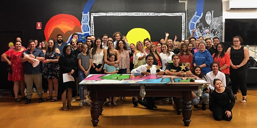 Koorie Youth Group at SBSS HQ