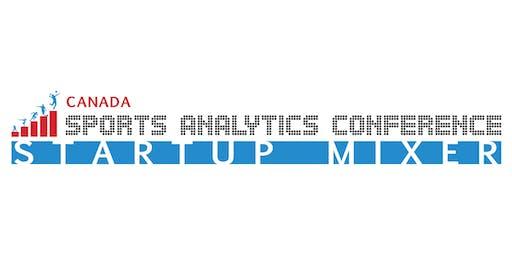 Canada Sports Tech Startup Mixer 2019