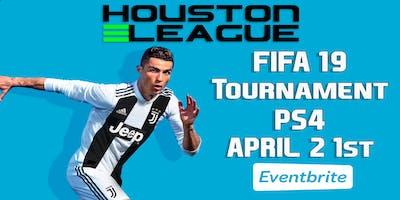 FIFA 19 PS4 TOURANAMENT