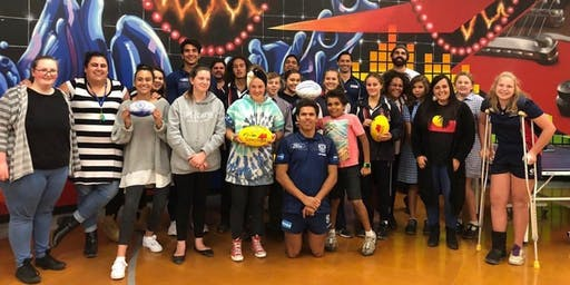 Koorie Youth Group at The Fort